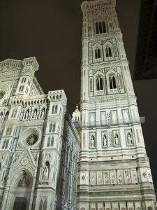 Duomo and Campanile Di Giotto, Florence, Tuscany, Italy by Robert Harding