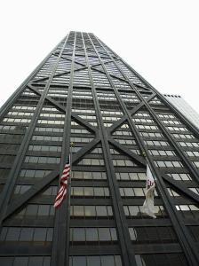 John Hancock Center, Chicago, Illinois, USA by Robert Harding