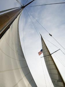 Knapps Narrows, Tilghman Island, Talbot County, Chesapeake Bay Area, Maryland, USA by Robert Harding
