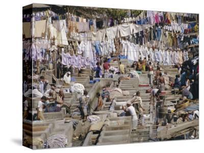 Laundry, Bombay, India