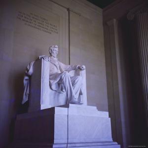 Lincoln Memorial, Washington D.C, USA by Robert Harding