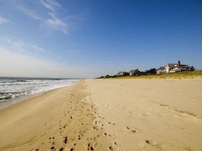 Main Beach, East Hampton, the Hamptons, Long Island, New York State, USA