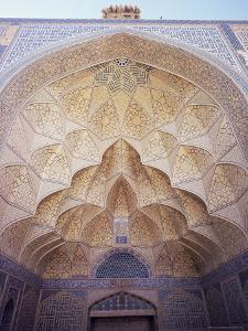 Masjid-I-Jami (Friday Mosque), Isfahan, Iran, Middle East by Robert Harding