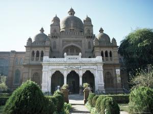 Museum, Lahore, Punjab, Pakistan by Robert Harding