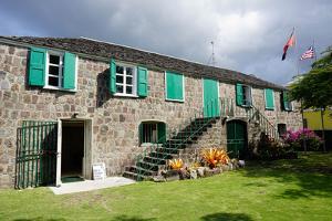 Museum of Nevis History, Charlestown, Nevis by Robert Harding