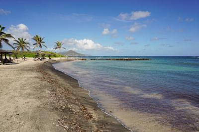 Nesbit Beach Club, Nevis, St. Kitts and Nevis by Robert Harding