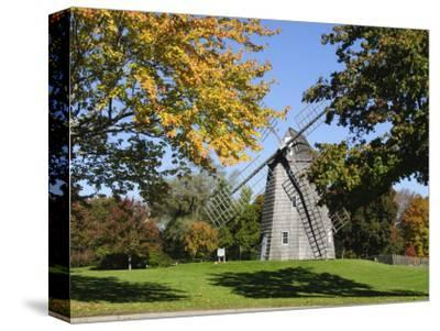 Old Hook Windmill, East Hampton, the Hamptons, Long Island, New York State, USA
