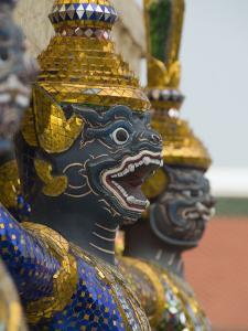 Royal Palace, Bangkok, Thailand, Southeast Asia by Robert Harding