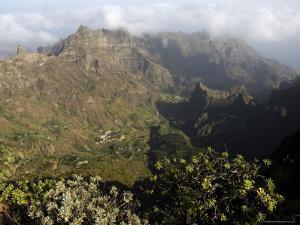 Santo Antao, Cape Verde Islands, Africa by Robert Harding