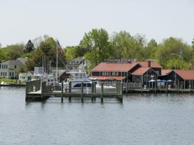 St. Michaels, Talbot County, Chesapeake Bay Area, Maryland, United States of America, North America by Robert Harding