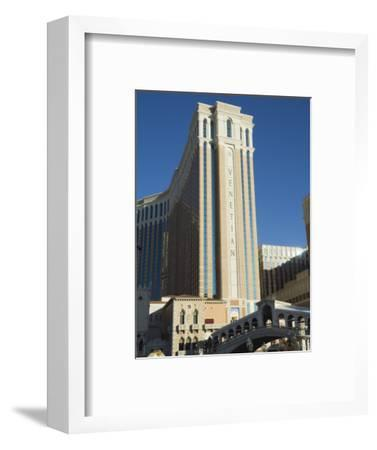 Venetian Hotel on the Strip, Las Vegas, Nevada, USA