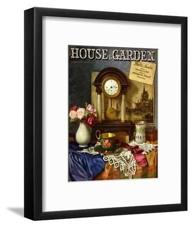 House & Garden Cover - September 1938