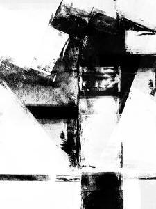 Abstract Black and White No.11 by Robert Hilton