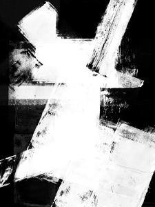 Abstract Black and White No.14 by Robert Hilton