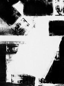 Abstract Black and White No.16 by Robert Hilton