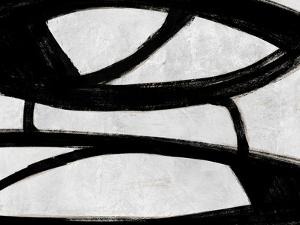 Abstract Black and White No.19 by Robert Hilton