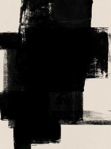 Abstract Black and White No.1 by Robert Hilton