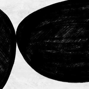 Abstract Black and White No.26 by Robert Hilton