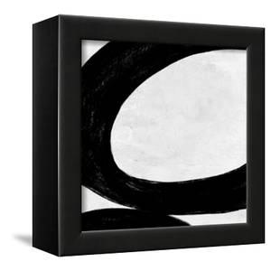 Abstract Black and White No.28 by Robert Hilton