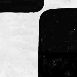 Abstract Black and White No.29 by Robert Hilton