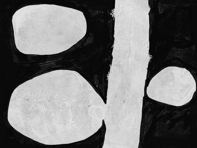 Abstract Black and White No.44