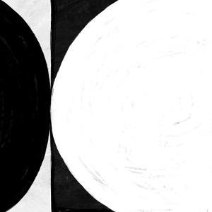 Abstract Black and White No.64 by Robert Hilton