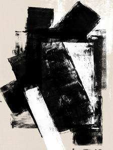 Abstract Black and White No.7 by Robert Hilton