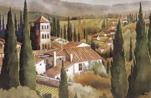 La Vigna by Robert Holman