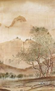 Land of the Pagoda II by Robert Holman