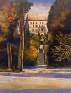 Tuscan Splendor by Robert Holman