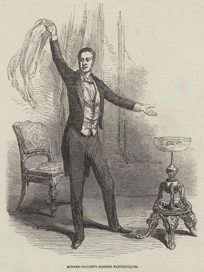 Robert-Houdin's Soirees Fantastiques--Giclee Print