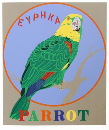 Parrot (from the American Dream Portfolio)