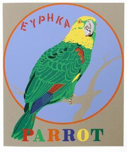 Parrot (from the American Dream Portfolio) by Robert Indiana