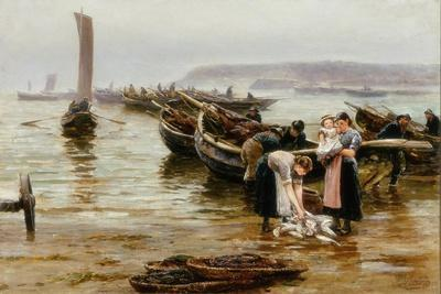 Sea Fret, C.1884