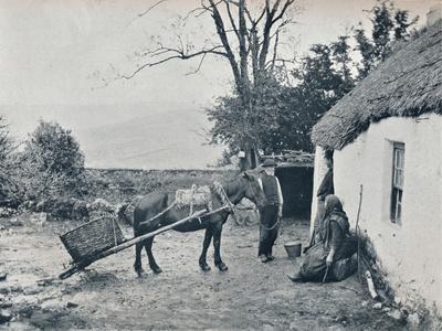 'A Gendun Turf Slide', c1903