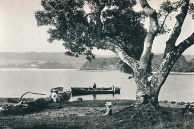 'Church Island, Lough Gill, Sligo', c1908