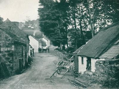'Glenoe: An Antrim Glynn Village', c1903