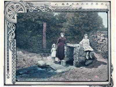 'Kells: St. Columbicll's Holy Well', c1903