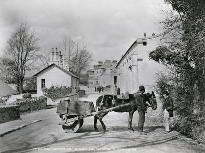 Street Scene in Rostrevor, County Down, Ireland, C.1895
