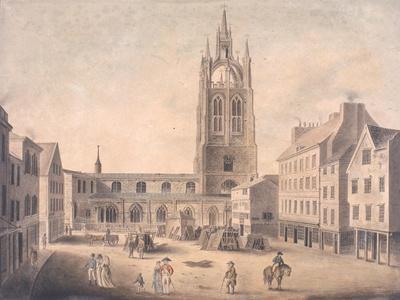 St Nicholas' Church, Newcastle Upon Tyne