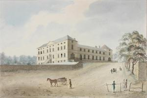 The General Infirmary, Newcastle Upon Tyne by Robert Johnson