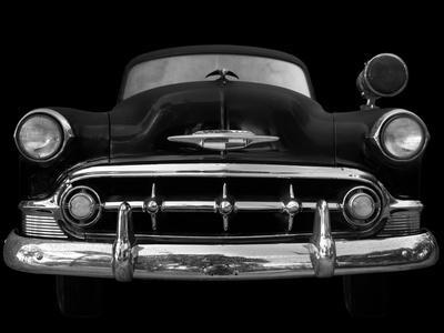 Black and White Classic Ride