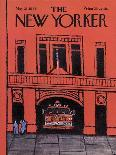 """Where's the other one?"" - New Yorker Cartoon-Robert Kraus-Premium Giclee Print"