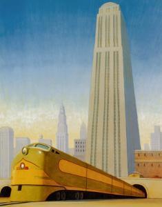 Big City by Robert LaDuke