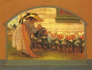 Enchanted April by Robert LaDuke