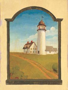 Lighthouse by Robert LaDuke
