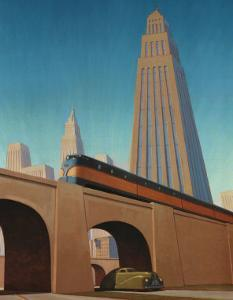 Overpass by Robert LaDuke