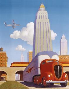 Rush Hour by Robert LaDuke