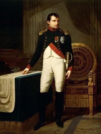 Napoleon Bonaparte's Portrait, 1809