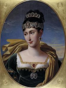 Pauline, Princess Borghese, c.1809 by Robert Lefevre